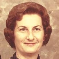 Odessa Ann Crismon