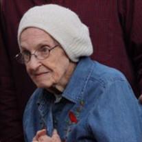 Betty Chloe Uhl