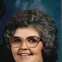 Alma Louise Wilson
