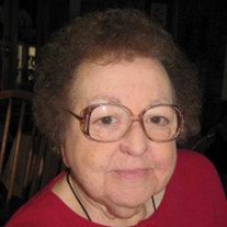 Patricia Ann Wagoner