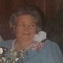 Mary Eliza Baxter