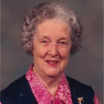 Juanita Pauline Coffey