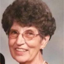 """Reba """"Jo"""" Louise Adams – Whitson"""