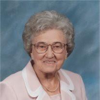 Mary Belle Palser Cronquist