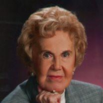 "Evelyn ""Anne"" McWilliams"