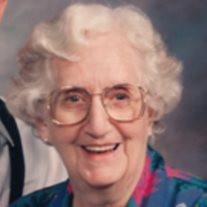 """Elizabeth Margaret """"Betty"""" Farrar"""
