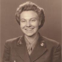 Christine Vera Hanover