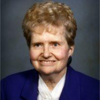 Esther May Thorington