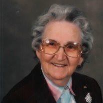 Theda Geraldine Wiggs