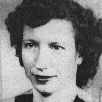 Maudie Jewell Boone