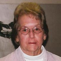 Clara Loraine Redding