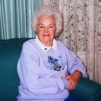 Mary Pauline Blagg