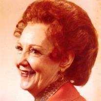 Mary Irene Blackburn