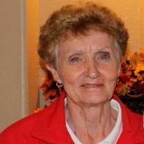 Peggy Jean McMillan