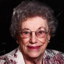 Bernice Marjorie Thompson