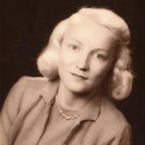 Anna Elizabeth Warburton