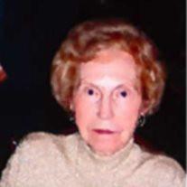 "Christine ""Chris"" Mildred  Hatfield"