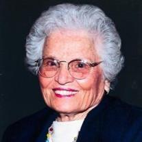 Wanda Frances Grace