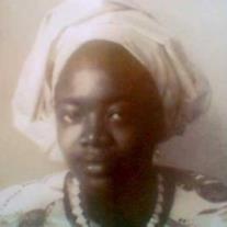 Eunice Isabella Omolara Omowumi Pratt Akuma