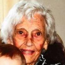 Gladys Fay Elam Roberts