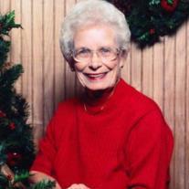 "Gladys ""Granny Goose"" Edna Robertson"
