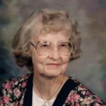 Virginia Faye Frederick