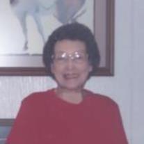 Flora Alice Lutz