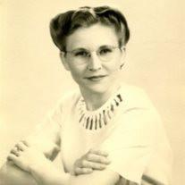 Josephine Lewis