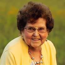 Josephine Wallace Evans