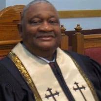 Reverend David E. Washington Sr.