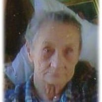 Gladys Brewer Hurt, 74, Waynesboro, TN