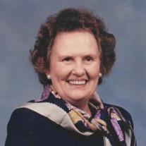Wilma Redding Nichols