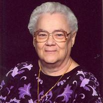 Sally Loraine Claxton (Lebanon)