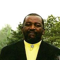 Mr. Walter James Lenoir