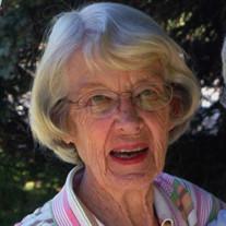 Margaret Joan McChesney