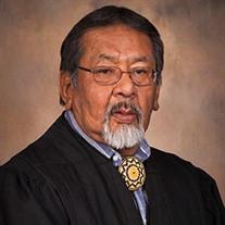 Judge Eugene Whitefish