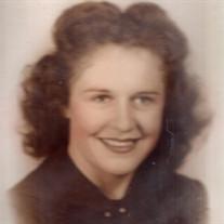 Anna Gertrude Burnside