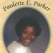 Paulette Elizabeth Parker