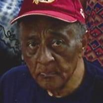 """Mr. Alvin   E. """"Doody"""" Parker Sr"""