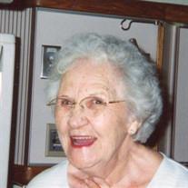 Marie Johnson Horn