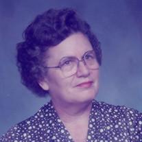 Sarah Elizabeth Wilson Pond Montgomery
