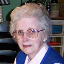 Mrs. Mary Carolyn Pierce