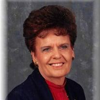 Mrs. Wanda (Atnip) Thompson