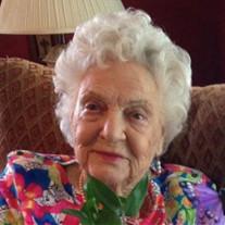 Vivian Elizabeth Waters