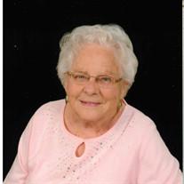 Mrs. Shirley Margaret Everett