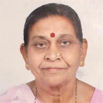 Shantaben Ishverbhai Patel