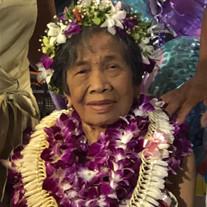 Avelina Butay Acosta