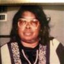 Mrs Willie Mae Warren