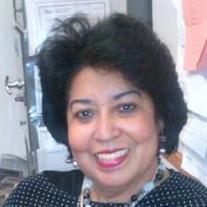 Ms. Sheryl Anderson (Green) Riggs