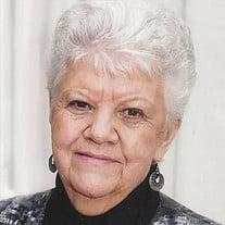 Bette Gwen Fonnesbeck Baker